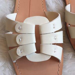 Dolce Vita Shoes - Dolce Vita Cyra sandals in white Stella